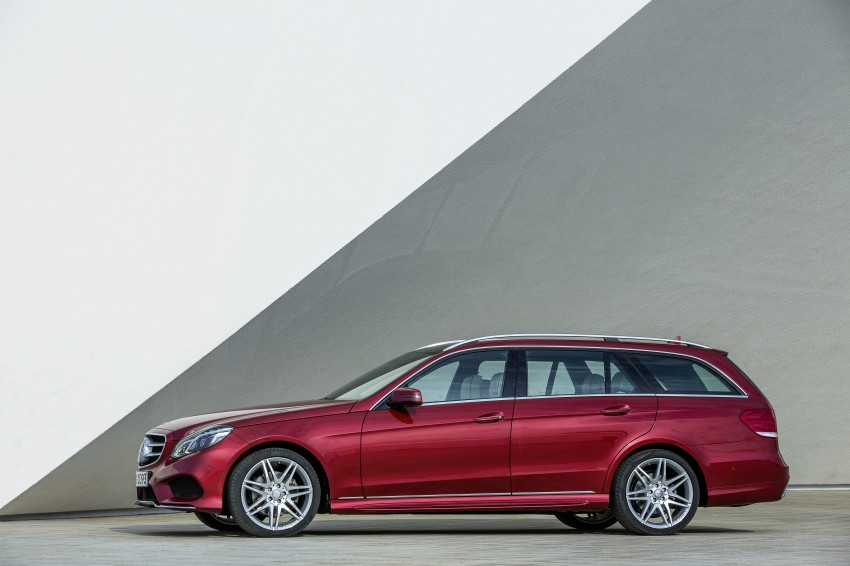 W212 Mercedes-Benz E-Class Facelift unveiled Image #145967