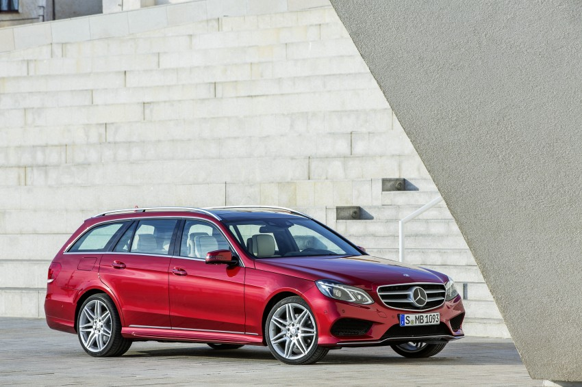 W212 Mercedes-Benz E-Class Facelift unveiled Image #145964