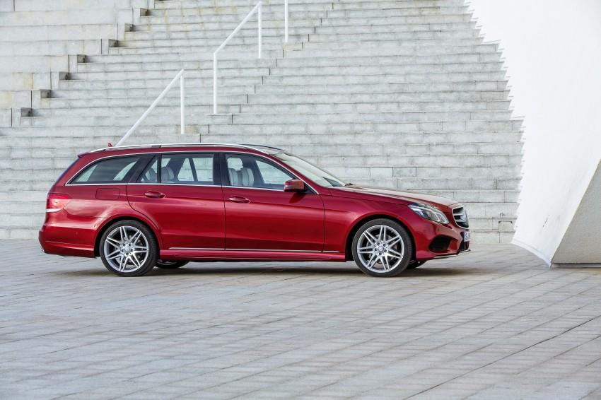 W212 Mercedes-Benz E-Class Facelift unveiled Image #145963