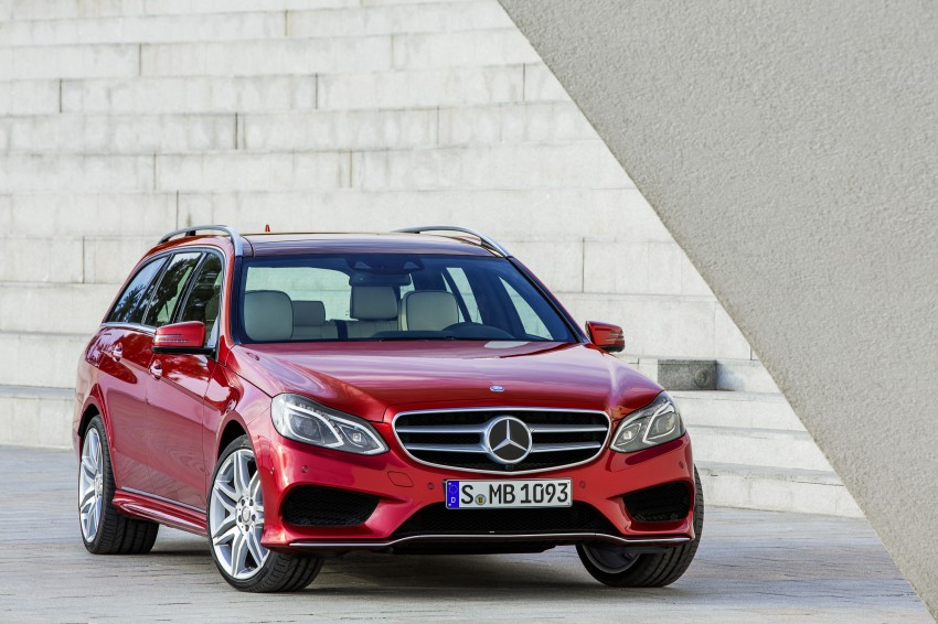 W212 Mercedes-Benz E-Class Facelift unveiled Image #145962