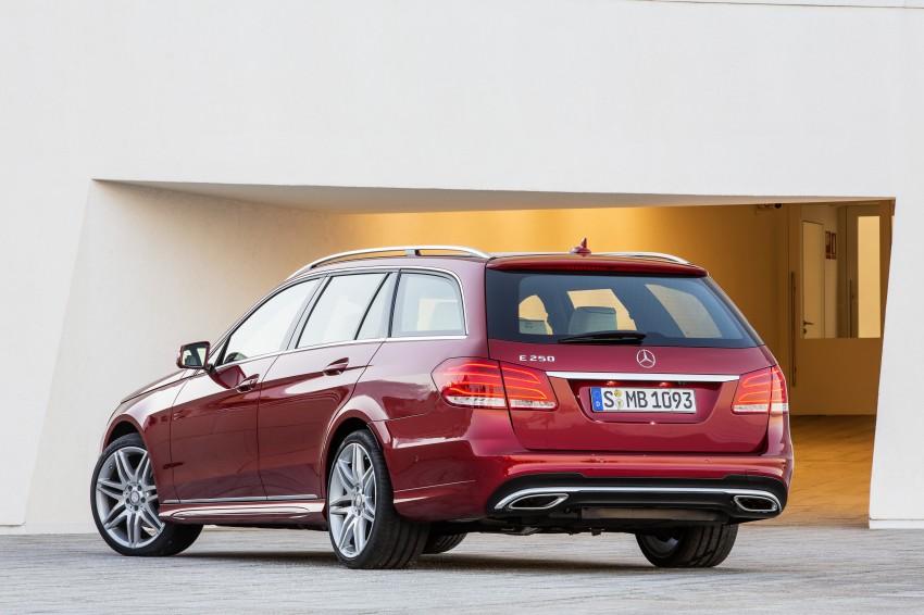 W212 Mercedes-Benz E-Class Facelift unveiled Image #145958