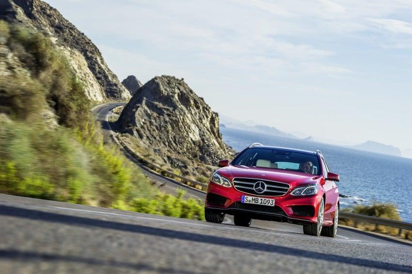 W212 Mercedes-Benz E-Class Facelift unveiled Image #145955