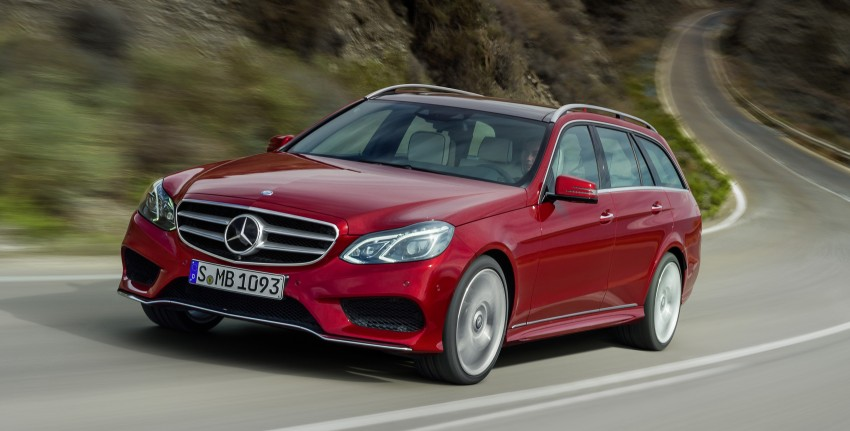 W212 Mercedes-Benz E-Class Facelift unveiled Image #145954