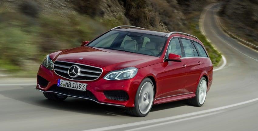 W212 Mercedes-Benz E-Class Facelift unveiled Image #145954