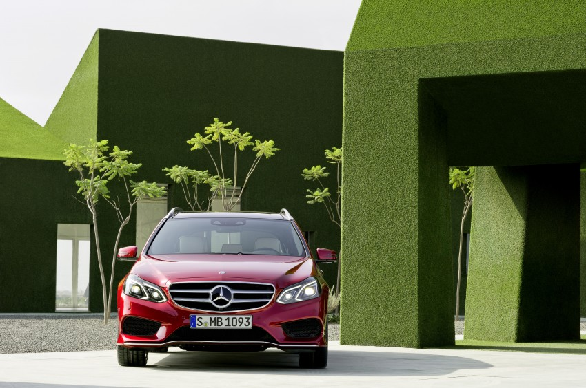 W212 Mercedes-Benz E-Class Facelift unveiled Image #145952