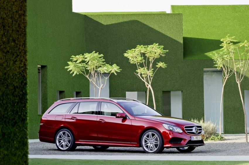 W212 Mercedes-Benz E-Class Facelift unveiled Image #145949