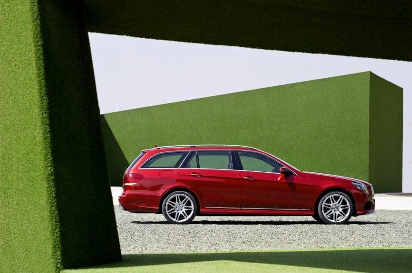 W212 Mercedes-Benz E-Class Facelift unveiled Image #145948
