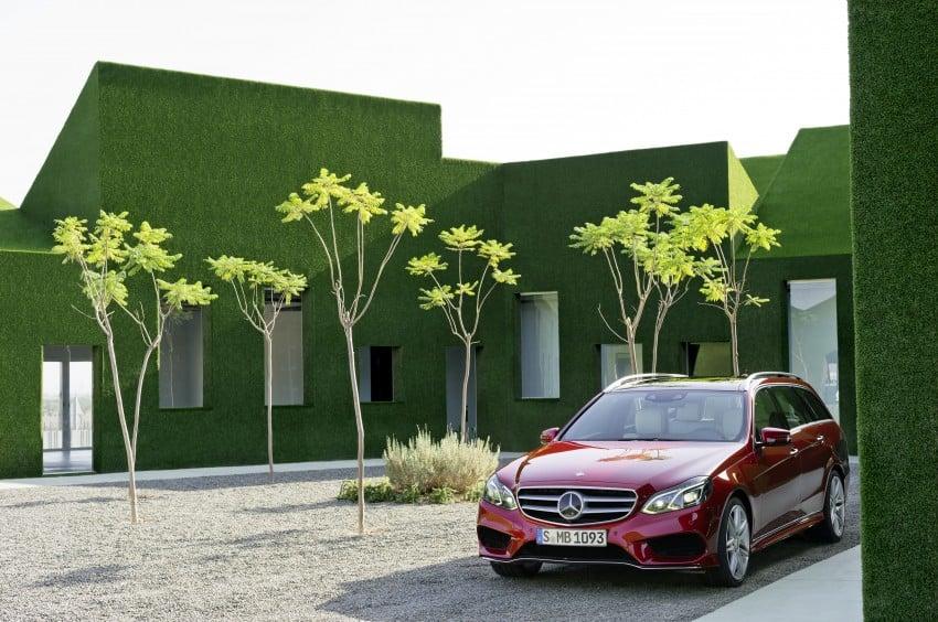 W212 Mercedes-Benz E-Class Facelift unveiled Image #145947