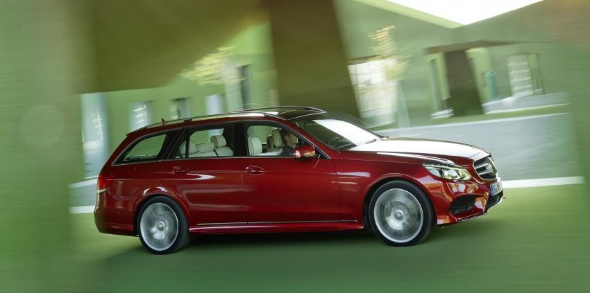 W212 Mercedes-Benz E-Class Facelift unveiled Image #145946