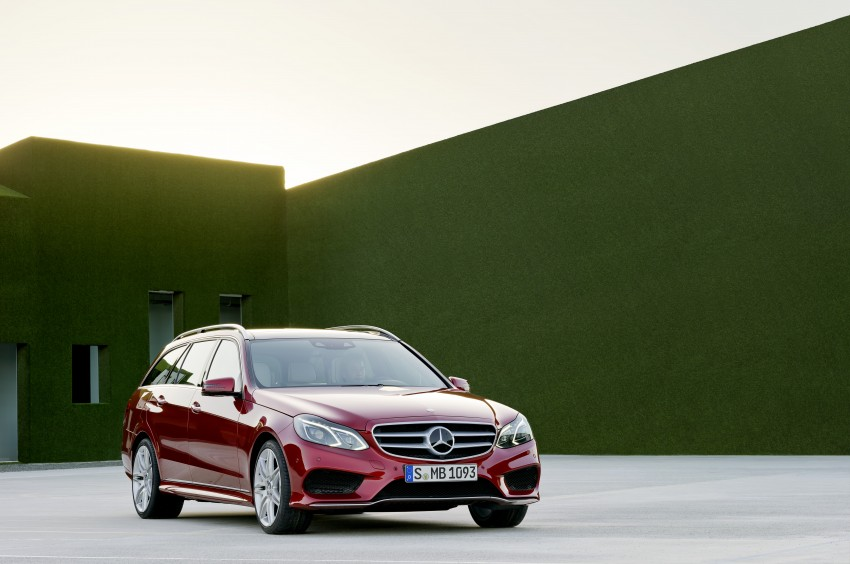 W212 Mercedes-Benz E-Class Facelift unveiled Image #145944