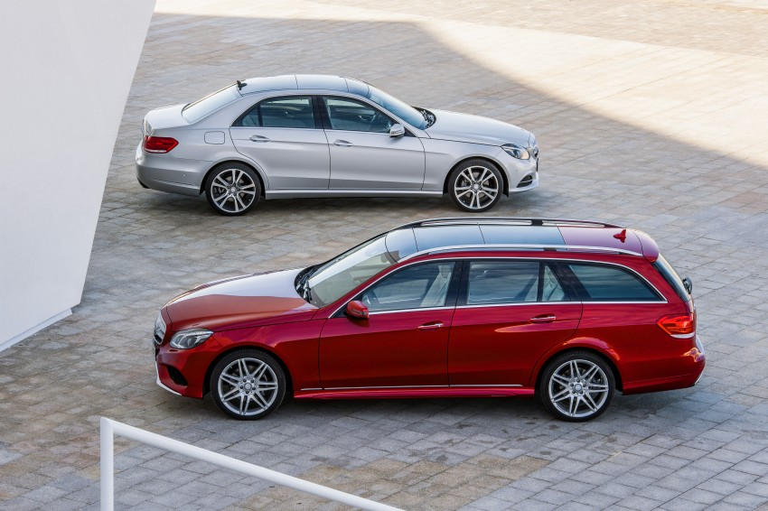 W212 Mercedes-Benz E-Class Facelift unveiled Image #145945