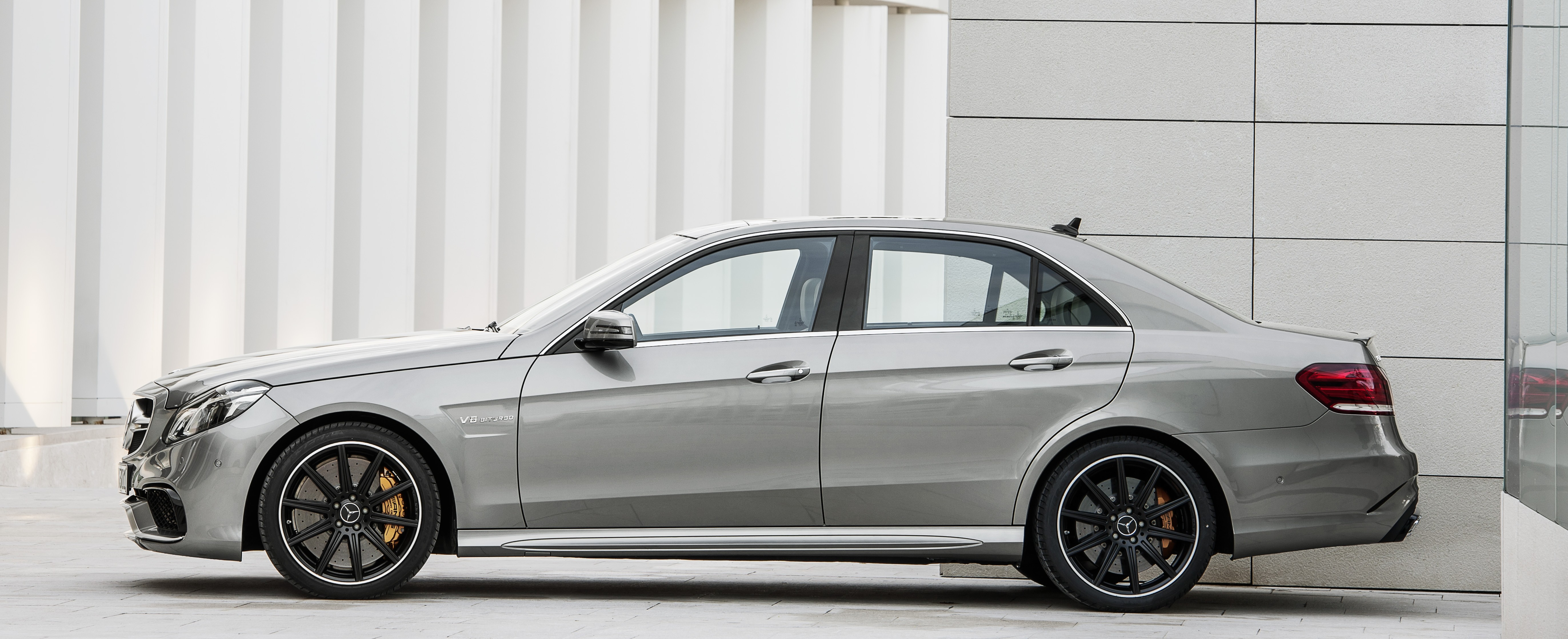 W212 Mercedes Benz E63 Amg Facelift Unveiled Now With