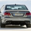 Mercedes-Benz E 63 AMG (W212) Facelift 2013