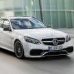 Mercedes-Benz E 63 AMG 4MATIC S-Modell, (S 212) Facelift 2013