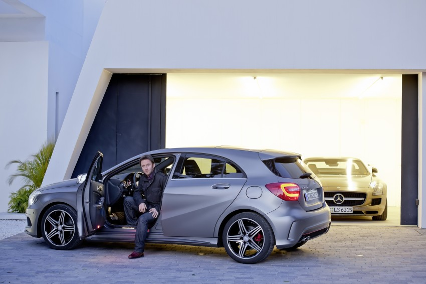 DRIVEN: W176 Mercedes-Benz A-Class – we sample the A200, A250 and A250 Sport in Slovenia Image #121745