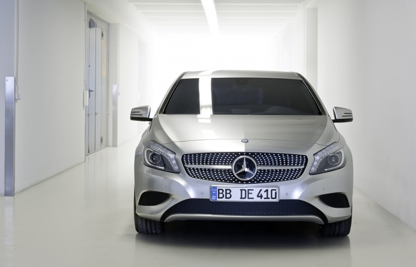 DRIVEN: W176 Mercedes-Benz A-Class – we sample the A200, A250 and A250 Sport in Slovenia Image #121746