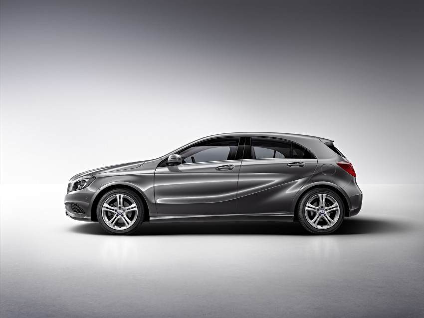 DRIVEN: W176 Mercedes-Benz A-Class – we sample the A200, A250 and A250 Sport in Slovenia Image #121748