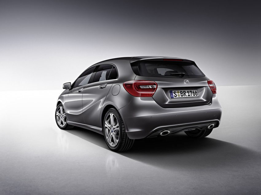 DRIVEN: W176 Mercedes-Benz A-Class – we sample the A200, A250 and A250 Sport in Slovenia Image #121749