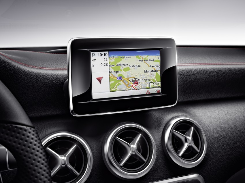 DRIVEN: Mercedes-Benz A-Class W176 – the A 200, A 250 and A 250 Sport sampled in Slovenia Image #121751