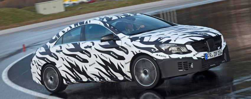 More AMG models to get 4MATIC all-wheel drive, plus hardcore E 63 AMG Black Series under consideration Image #154572