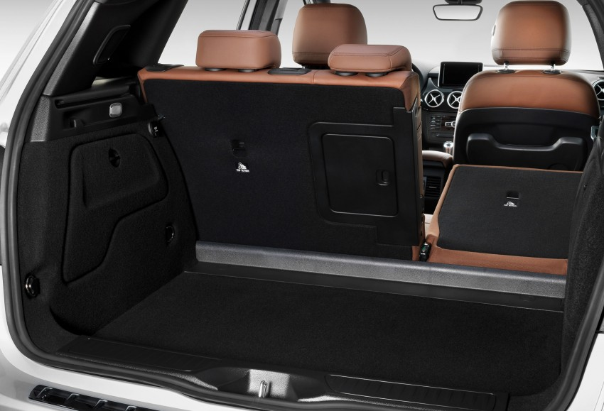 Mercedes-Benz B 200 Natural Gas Drive – the B-Class gets powered by alternative fuel Image #129345