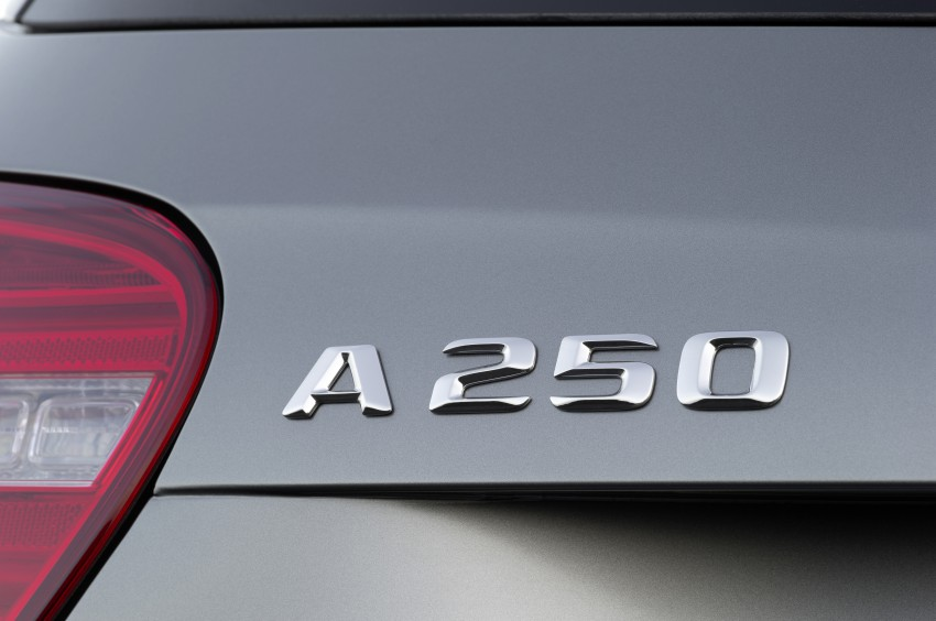 DRIVEN: W176 Mercedes-Benz A-Class – we sample the A200, A250 and A250 Sport in Slovenia Image #121725