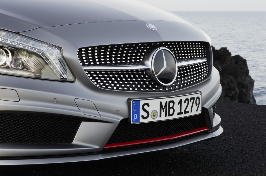 DRIVEN: W176 Mercedes-Benz A-Class – we sample the A200, A250 and A250 Sport in Slovenia Image #121728