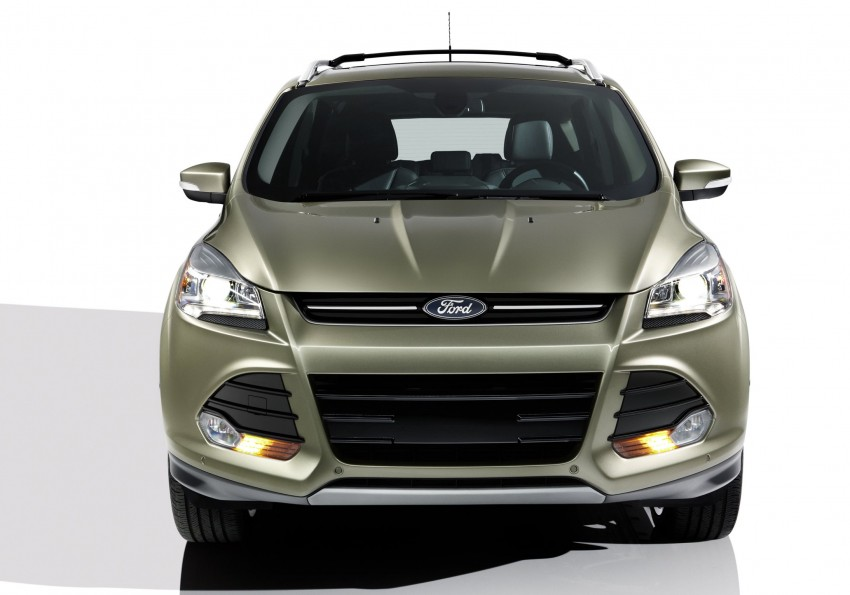 2013 Ford Escape debuts in LA – call it the Kuga too! Image #76811