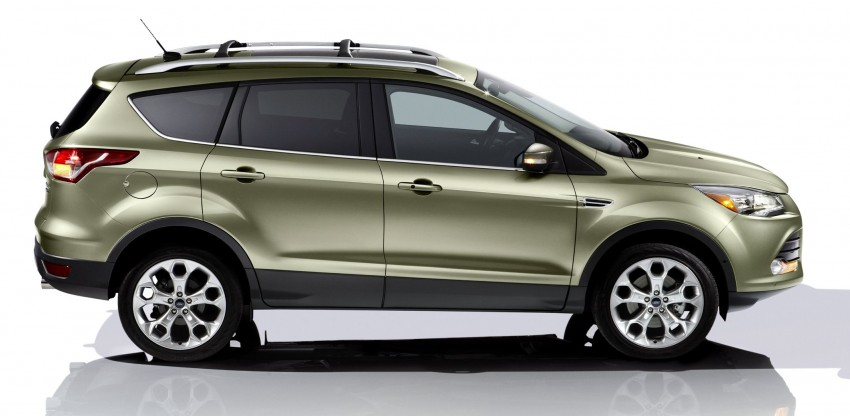 2013 Ford Escape debuts in LA – call it the Kuga too! Image #76813