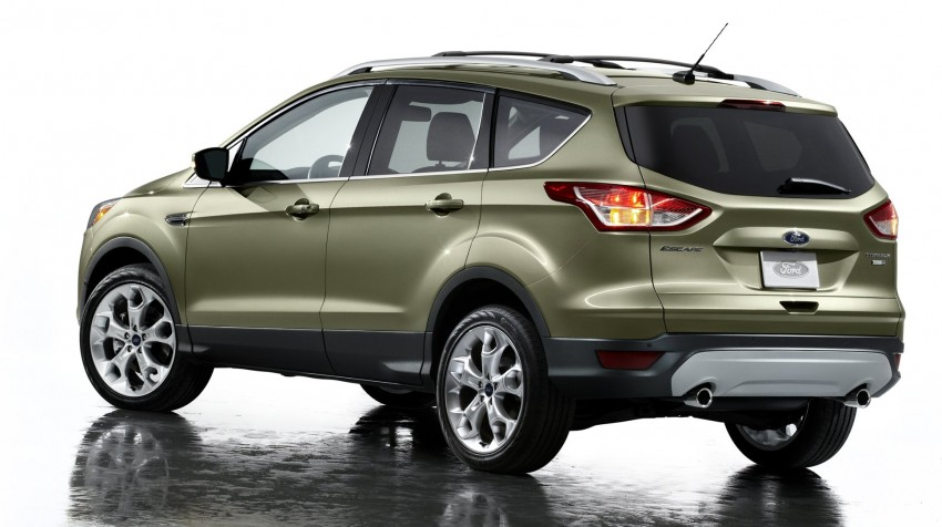 2013 Ford Escape debuts in LA – call it the Kuga too! Image #76814