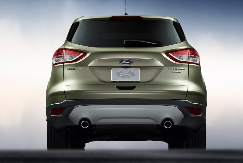 2013 Ford Escape debuts in LA – call it the Kuga too! Image #76815