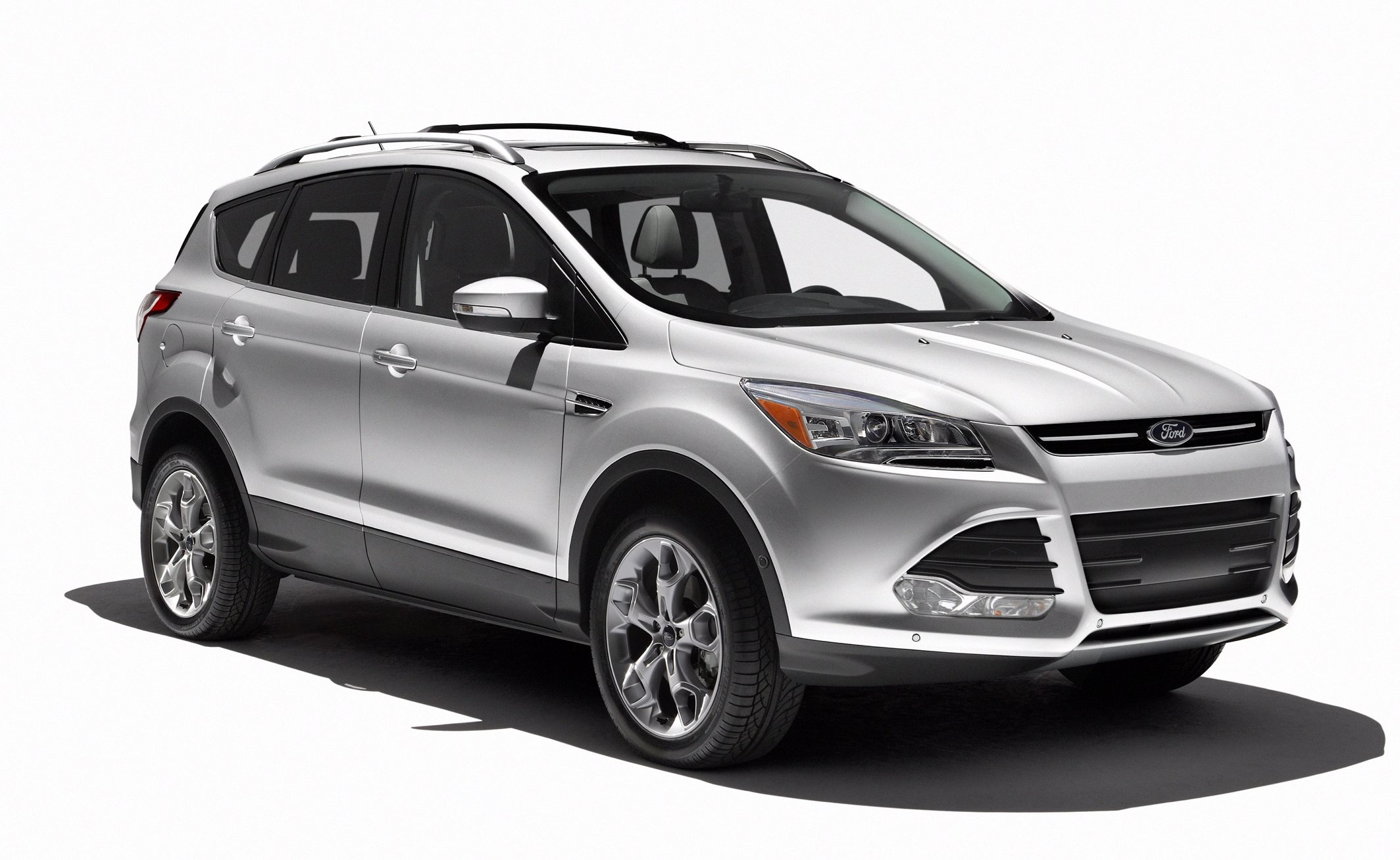 2013 ford escape debuts in la call it the kuga too paul. Black Bedroom Furniture Sets. Home Design Ideas