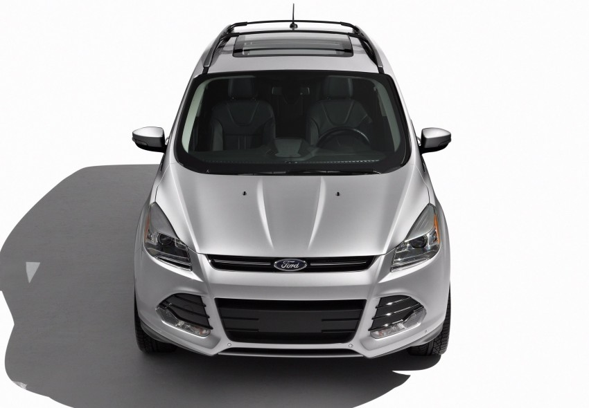 2013 Ford Escape debuts in LA – call it the Kuga too! Image #76818