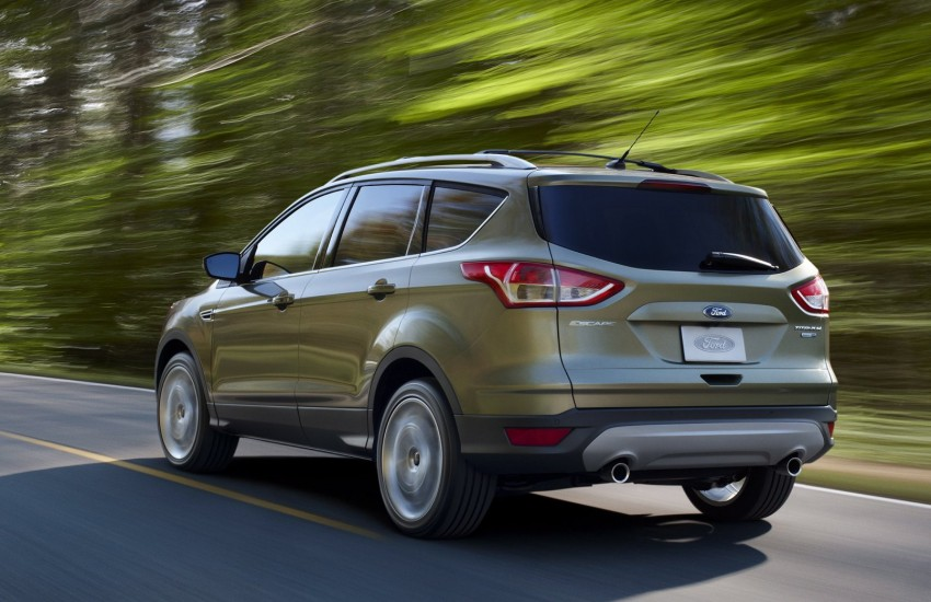 2013 Ford Escape debuts in LA – call it the Kuga too! Image #76820