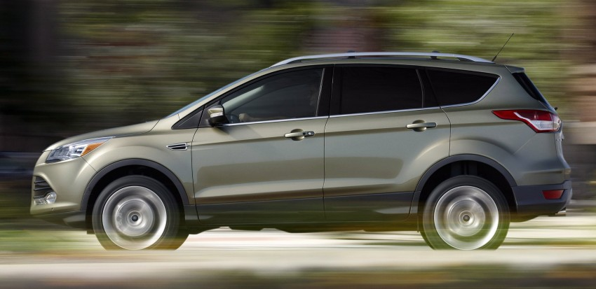 2013 Ford Escape debuts in LA – call it the Kuga too! Image #76822