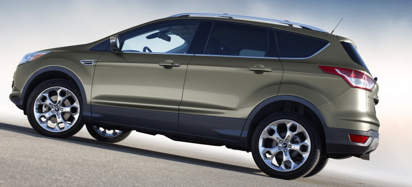 2013 Ford Escape debuts in LA – call it the Kuga too! Image #76826