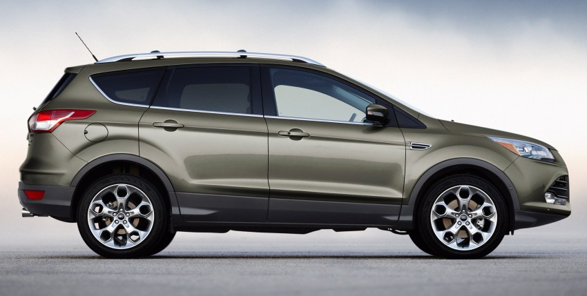 2013 Ford Escape debuts in LA – call it the Kuga too! Image #76827