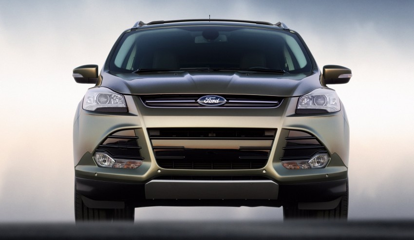 2013 Ford Escape debuts in LA – call it the Kuga too! Image #76828