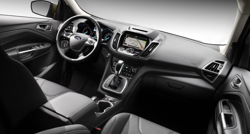 2013 Ford Escape debuts in LA – call it the Kuga too! Image #76832