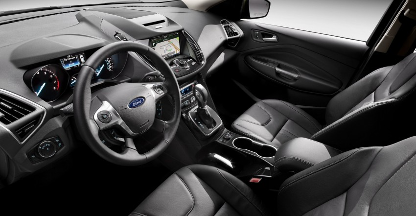 2013 Ford Escape debuts in LA – call it the Kuga too! Image #76833