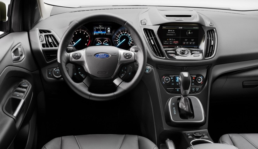 2013 Ford Escape debuts in LA – call it the Kuga too! Image #76834