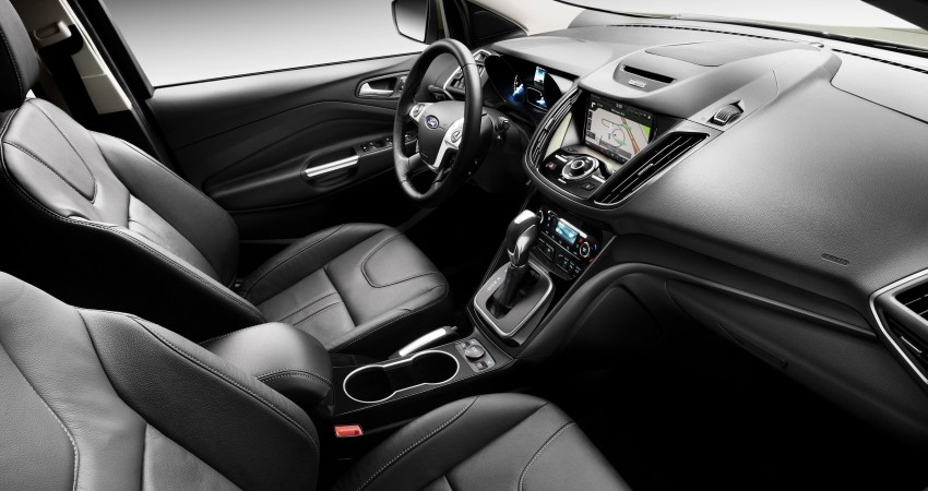 2013 Ford Escape debuts in LA – call it the Kuga too! Image #76836