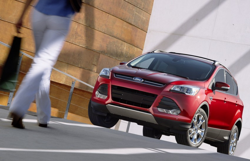 2013 Ford Escape debuts in LA – call it the Kuga too! Image #76840