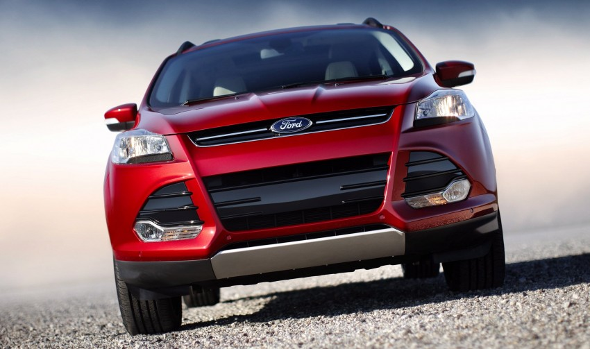 2013 Ford Escape debuts in LA – call it the Kuga too! Image #76841