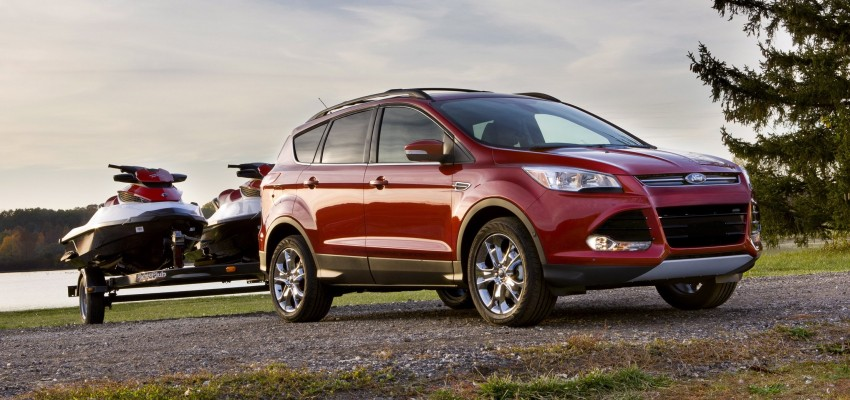 2013 Ford Escape debuts in LA – call it the Kuga too! Image #76846