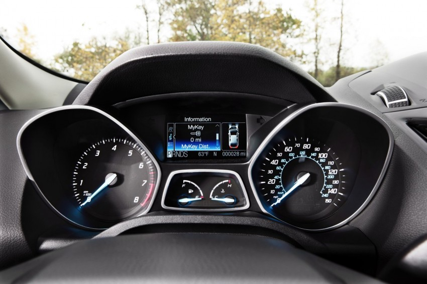 2013 Ford Escape debuts in LA – call it the Kuga too! Image #76849