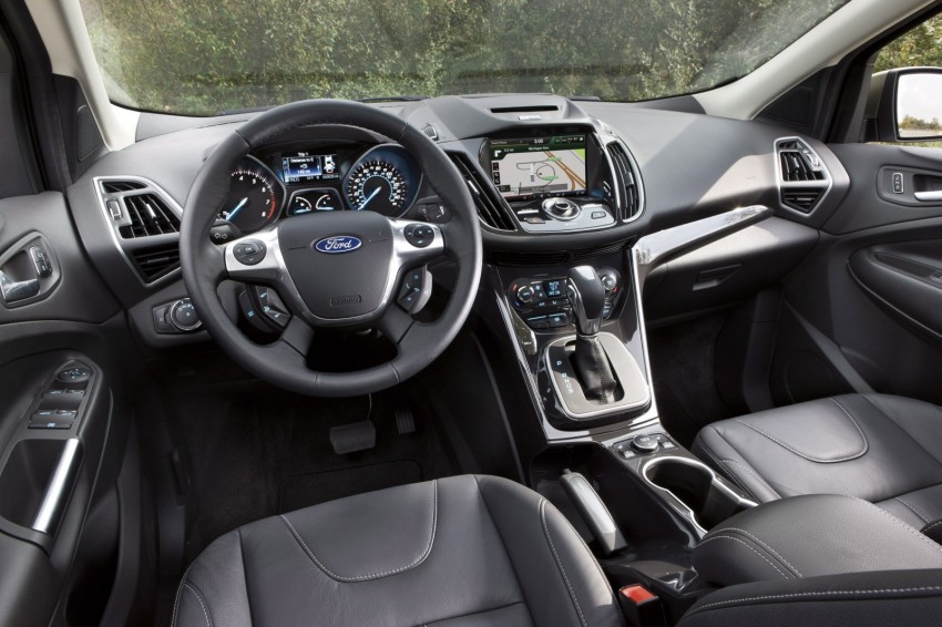 2013 Ford Escape debuts in LA – call it the Kuga too! Image #76850