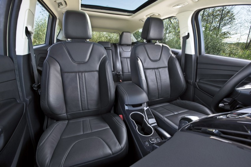 2013 Ford Escape debuts in LA – call it the Kuga too! Image #76851