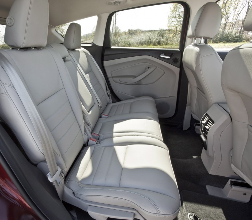2013 Ford Escape debuts in LA – call it the Kuga too! Image #76852