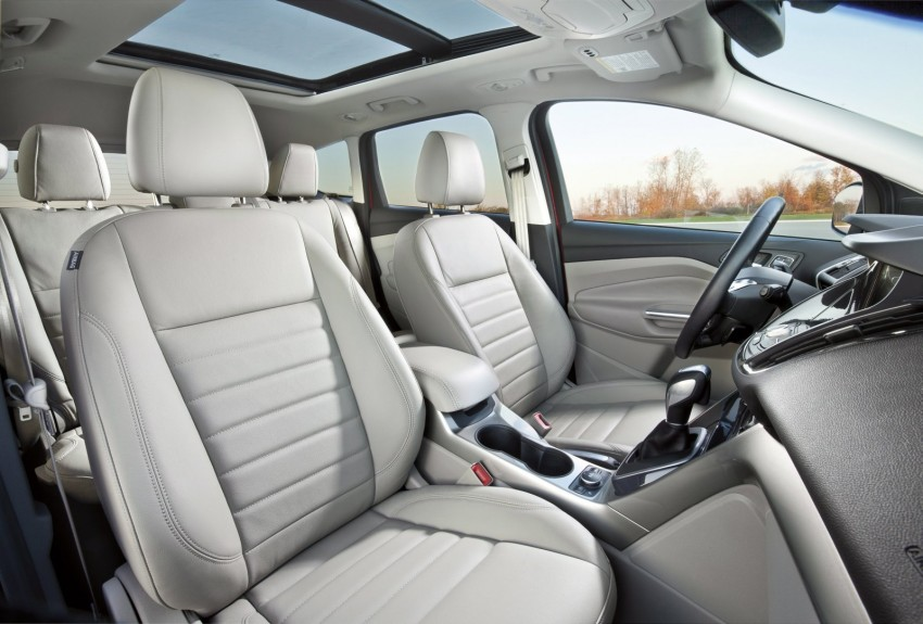 2013 Ford Escape debuts in LA – call it the Kuga too! Image #76853